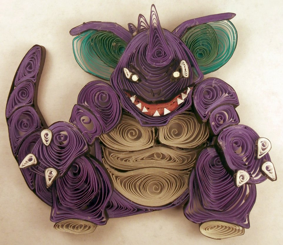 Aimie Holdorf quilt Pokemon 5