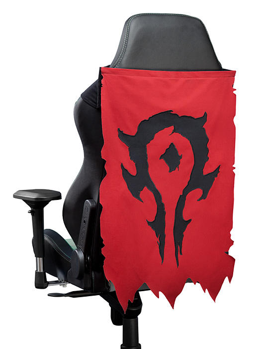 Alliance Or Horde Banner Your Chair