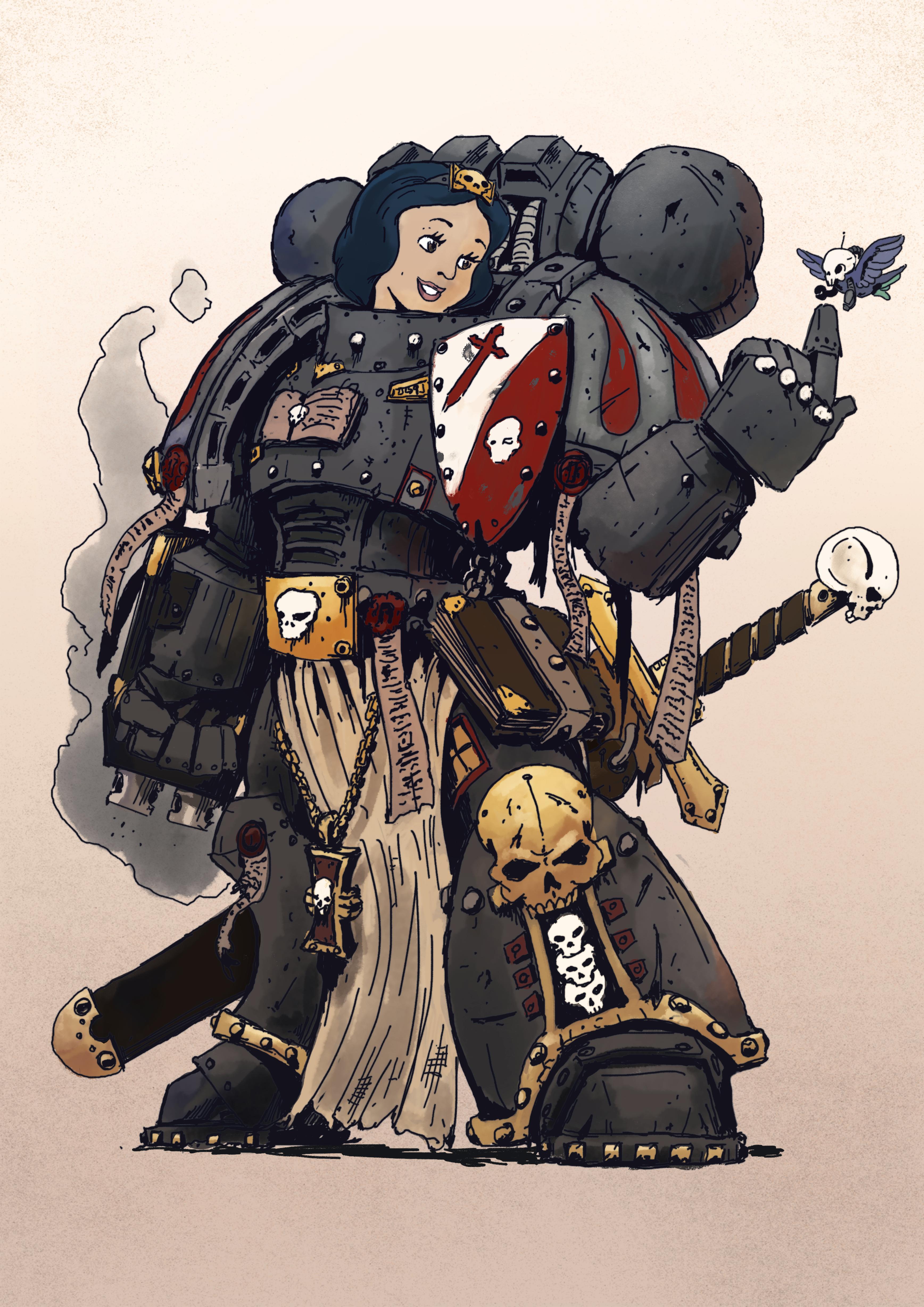 Warhammer 40K princess 4
