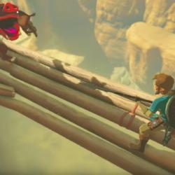 E3 trailer: The Legend of Zelda – Breath of the Wild