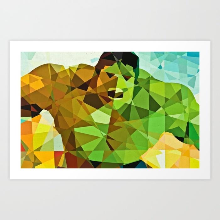 Incredible Hulk-geo