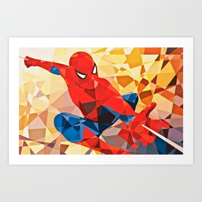 Spiderman-geo