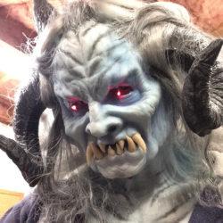 12 Masks of Halloween: #7 Ice Lord Krampus