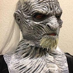 12 Masks of Halloween: #11 White Walker Mask