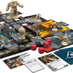 Beware! The DOOM board game is here