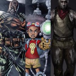 Superhero Week: Checker snarks Marvel's problems with Super Hero 2044