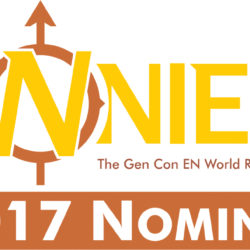 Chaosium leads the 2017 ENnie nominees. Can you pick a winner?