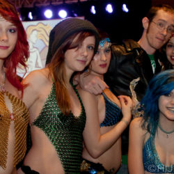 This guy has sold 1,000s of chainmail bikinis
