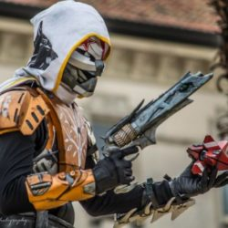 Destiny Hunter cosplay