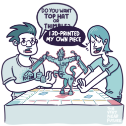 Pimp your own board games!