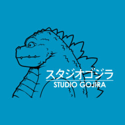 Studio Gojira tee