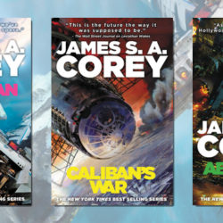 The Expanse RPG due August 2018