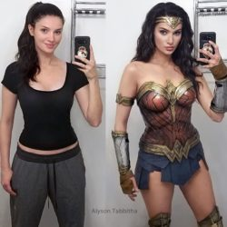 Alyson Tabbitha's amazing Wonder Woman