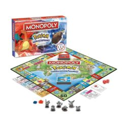 Sold out before Christmas? Pokemon Monopoly