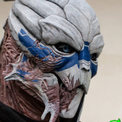 12 Masks of Halloween: #5 Garrus