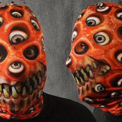 12 Masks of Halloween: #6 3D Eyes