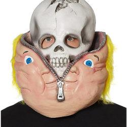 12 Masks of Halloween: #7 Bony Tony