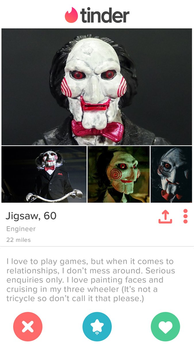 Horror story Tinder dates