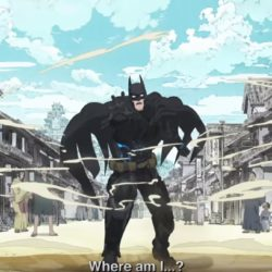 Batman Ninja coming to the cinema