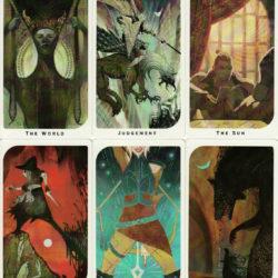 Dragon Age Inquisition Arcana Tarot deck