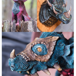 The Revilo Creature Collection: A bestiary on Kickstarter
