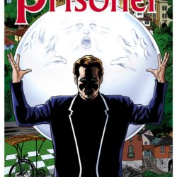 Lost The Prisoner comic book to be published for 50th anniversary
