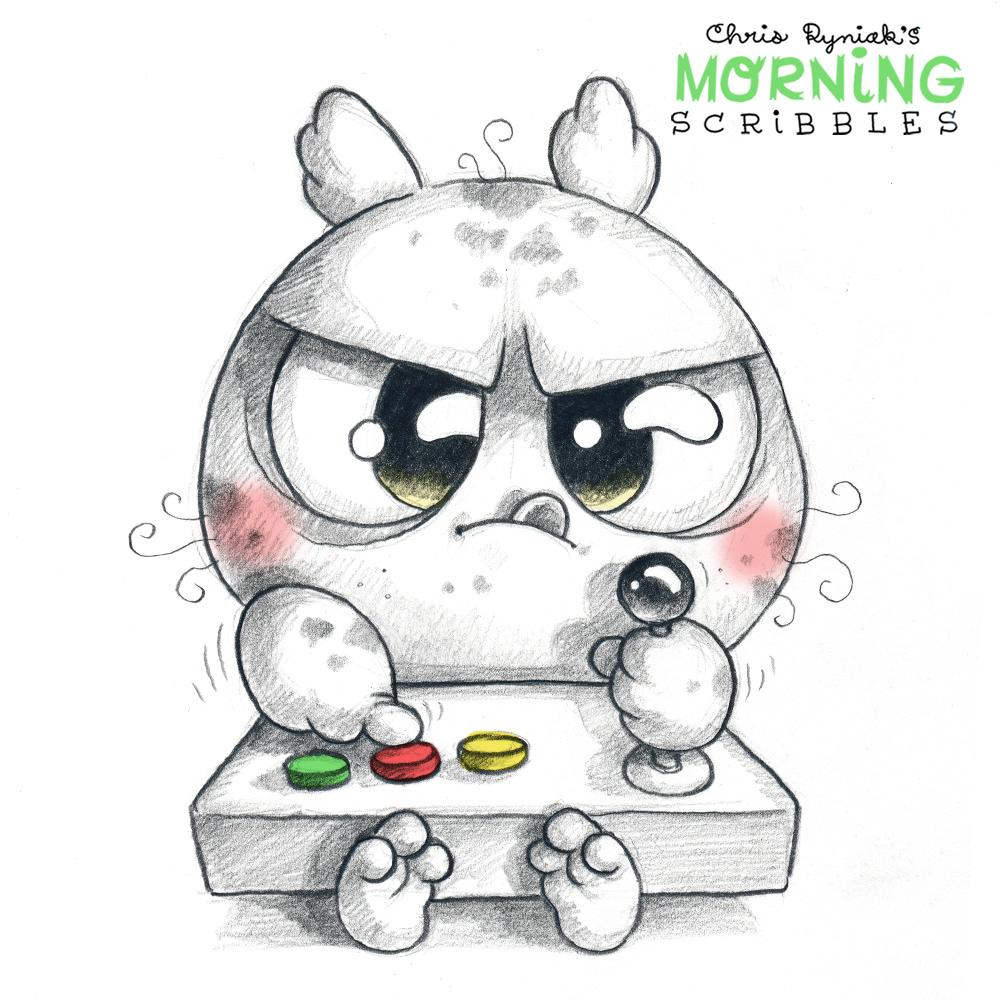 Chris Ryniak S Cute Monsters