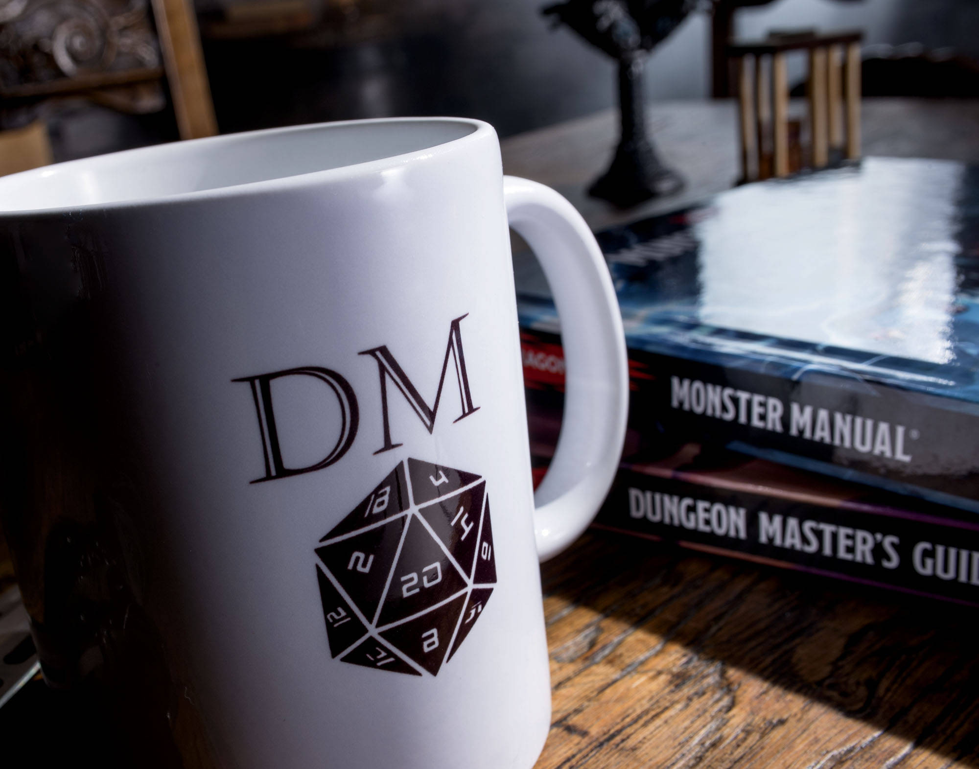 TradeCraft Bonus Tabletop RPG coffee mugs