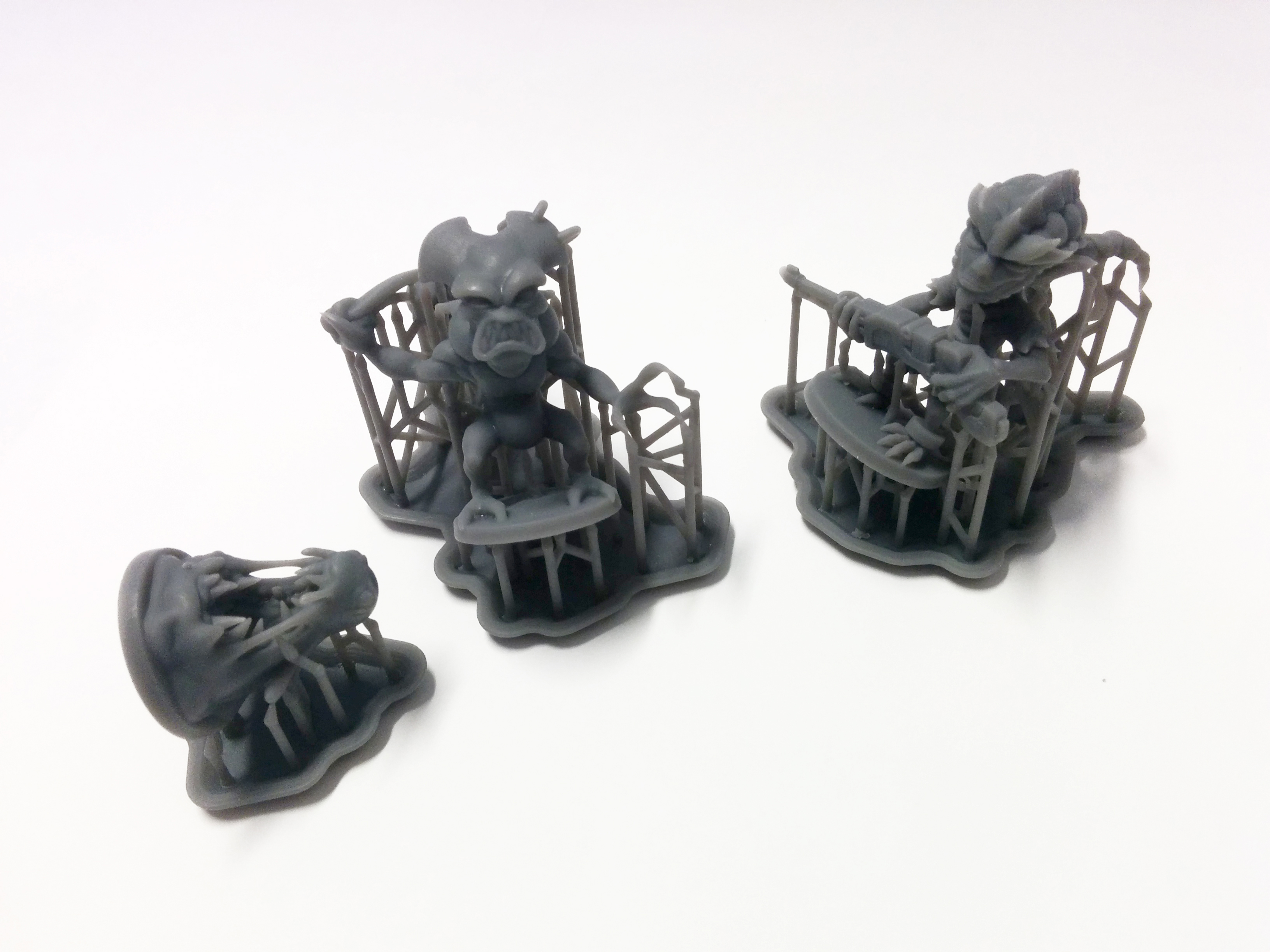 How to start 3D printing your own gaming minis