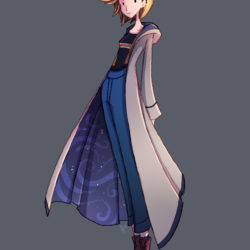 Thirteenth Doctor fan art