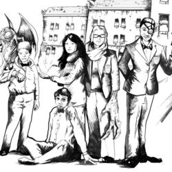 H.P. Lovecraft Preparatory School hits Kickstarter