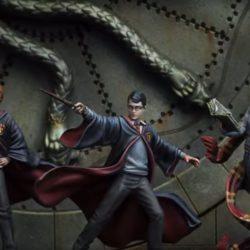 Harry Potter Miniatures Adventure Game teaser looks impressive!