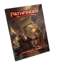Pathfinder 2nd Edition announced