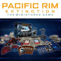 Pacific Rim Extinction miniatures game comes to Kickstarter