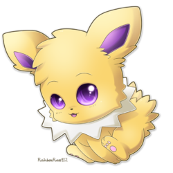 Chibi Eeveelutions might be the cutest evolution yet