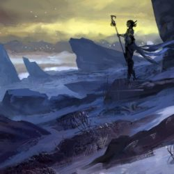 12 illustrations to spark your next tabletop adventure from Neal Hanson