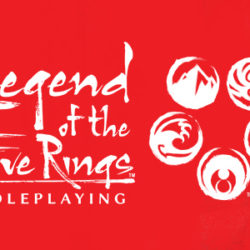 FFG announce new Legend of the Five Rings RPG