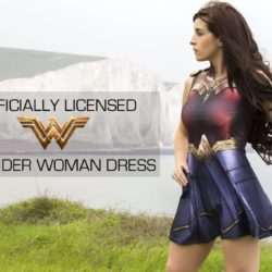 Become Wonder Woman!