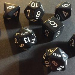 Dice wars? F*ck yeah dice race to Kickstarter