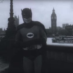 Superhero Week: Lost footage of Adam West's Batman