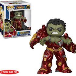 Superhero Week: Hulk Hulkbuster pop