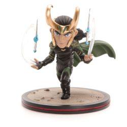 Competition: Loki versus Thor