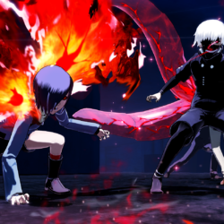 Tokyo Ghoul:re Call to Exist announcement trailer