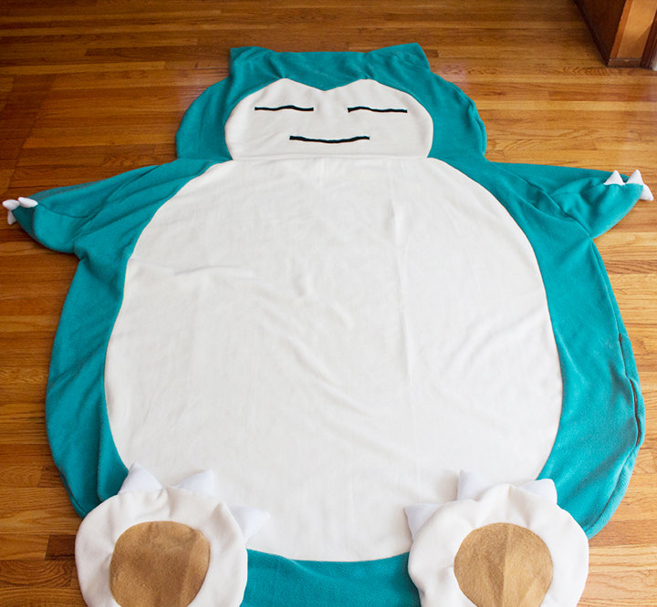 This Snorlax Giant Is 50 Bigger Than The Market Leader