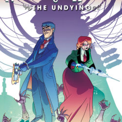Steampunk Avengers: A review of Newbury & Hobbes – The Undying