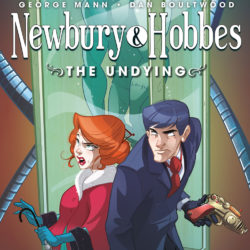 A first look inside: the steampunk Newbury & Hobbes