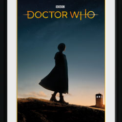 The official 13th Doctor Who posters unveiled