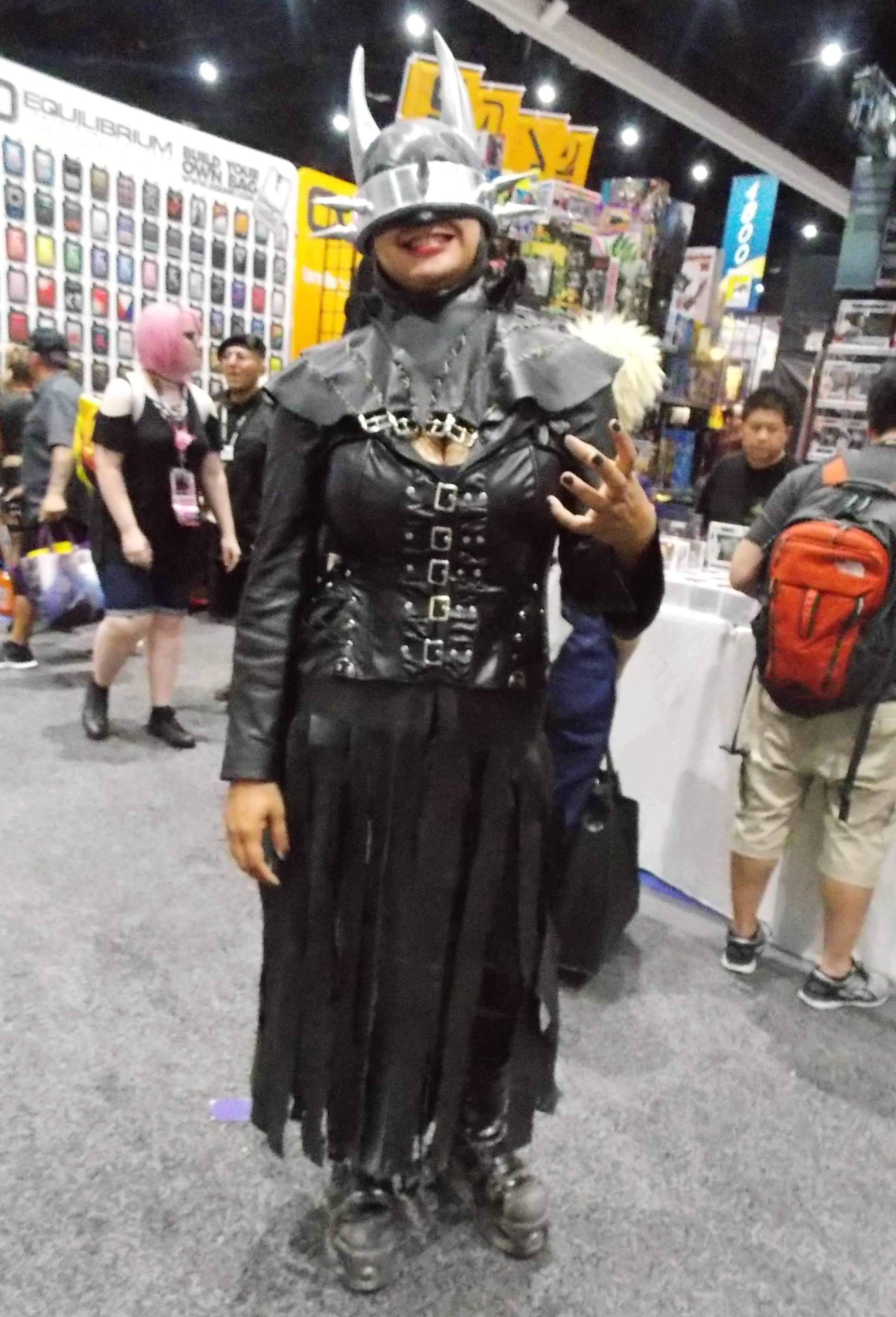 Rule 63 Batman Who Laughs