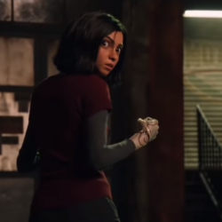 Our best hope for a great anime live action: Alita Battle Angel