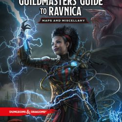 The other D&D Guildmasters' Guide to Ravnica leaks